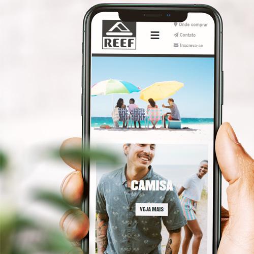 A Reef é cliente Pictore